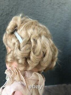 11 Composition Ideal Shirley Temple Doll 1930s All Original Tagged