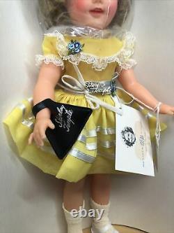 14 Vintage Ideal Shirley Temple Doll As Cinderella Vinyl 1961 Adorable MIB