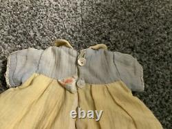 16 inch Shirley Temple tagged dress