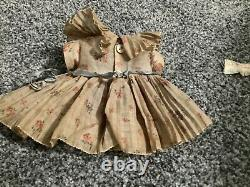 16inch Shirley Temple dress with tag included