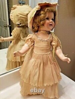 18' Compo Shirley Temple Store Display