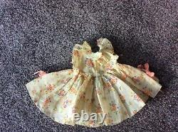 18 inch Shirley Temple dress