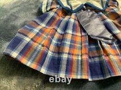 18 inch Shirley Temple dress tagged