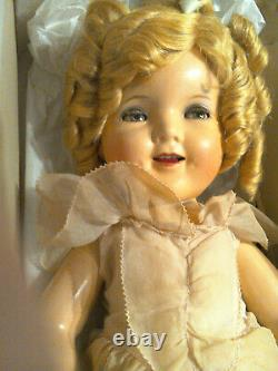 1930s 18 Composition Ideal Shirley Temple Makeup Doll Little Colonel in Box
