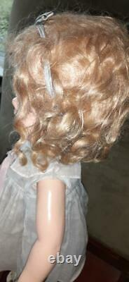 20 PROTOTYPE Shirley Temple Doll 1930s Ideal vintage