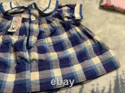20 inch Shirley Temple tagged dress
