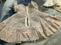 22 inch Shirley Temple tagged dress