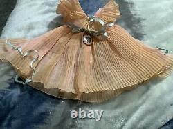 25 inch Shirley Temple tagged dress