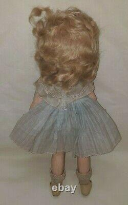 Antique Composition Ideal Shirley Temple Doll All Orig. 13 $122.22