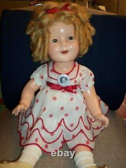 Collectable Shirley Temple Doll