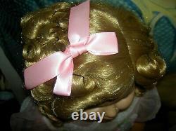 Danbury Mint 35 vinyl Shirley Temple doll twist wrists mint condition all orig