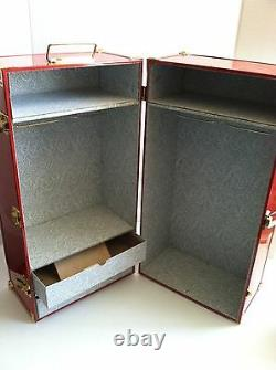 Danbury Mint SHIRLEY TEMPLE Dress-up DOLL TRUNK Case for Doll & Ensembles withKEY