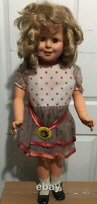 Dolls Dreams & Love Shirley Temple Doll 34 Playpal 1984