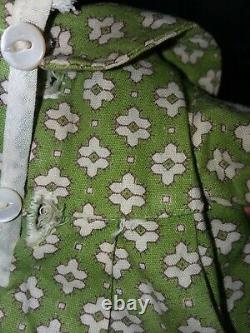 Ideal 13 Shirley Temple composition Our Little Girl bolero doll OUTFIT ONLY