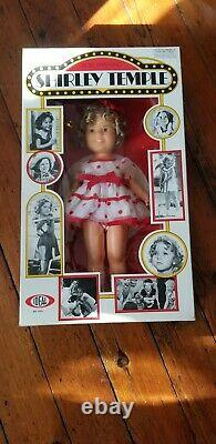 Ideal's Shirley Temple 1973 Doll in original box