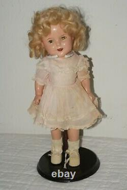 PRETTY Vintage 13 Shirley Temple Ideal Composition Doll