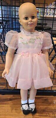 Patti PlayPal Shirley Temple Doll 34 by Danbury Mint Lovee Read Description