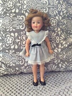 Poupee Vintage annees 1950-60 Shirley Temple Ideal doll