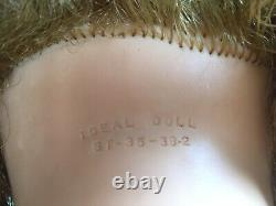 RARE Vintage Ideal Shirley Temple BIG 36 Composition Doll