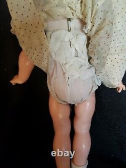 Rare 1930's German Compositon Shirley Temple Doll All Original