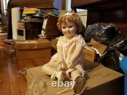 Shirley Temple Doll Bisque made in Germany