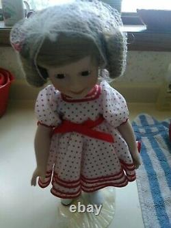 Shirley Temple Doll Stand Up And Cheer 1934 Twentieth Century Fox Gilm Corp