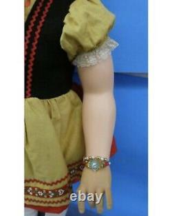 Shirley Temple Heidi Playpal Doll. Read Description