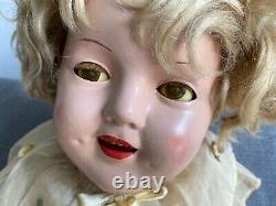 Shirley Temple Ideal Doll 26 Vintage Rare Original