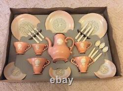 Shirley Temple Vintage Tea Set