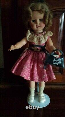 Shirley temple doll ideal