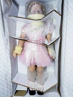 Shirley temple playpal doll 3 FEET TALL NEW