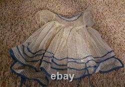 Vintage 27 in Shirley Temple Composition Doll