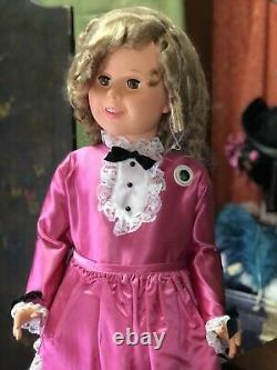 Vintage Little Colonel Shirley Temple 36 1984-1985 Limited Playpal Doll Patti