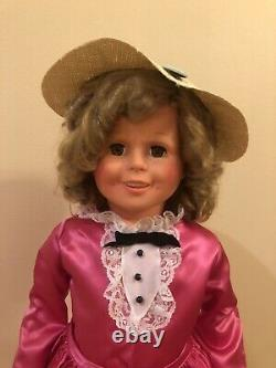 Vintage Little Colonel Shirley Temple doll 36 vinyl doll from 1984-1985 Limited