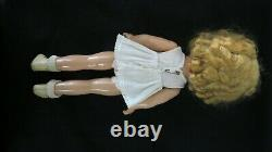 Vintage Rare Composition 11 Shirley Temple Doll Excellent Condition