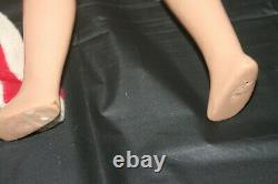 Vintage Shirley Temple Doll 13 with Doll Case and Clothes