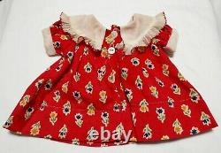 Vintage Tagged Shirley Temple Birthday Dress